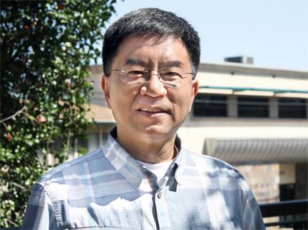 李繼榮牧師 Rev. Abraham Lee